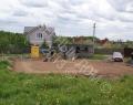 Подготовка основания из песчано-гравийной смеси (ПГС) под основание фундаментной плиты