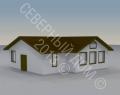 Каркасный дом, проект