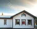 Каркасный дом готов